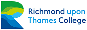 Richmond upon Thames College logo